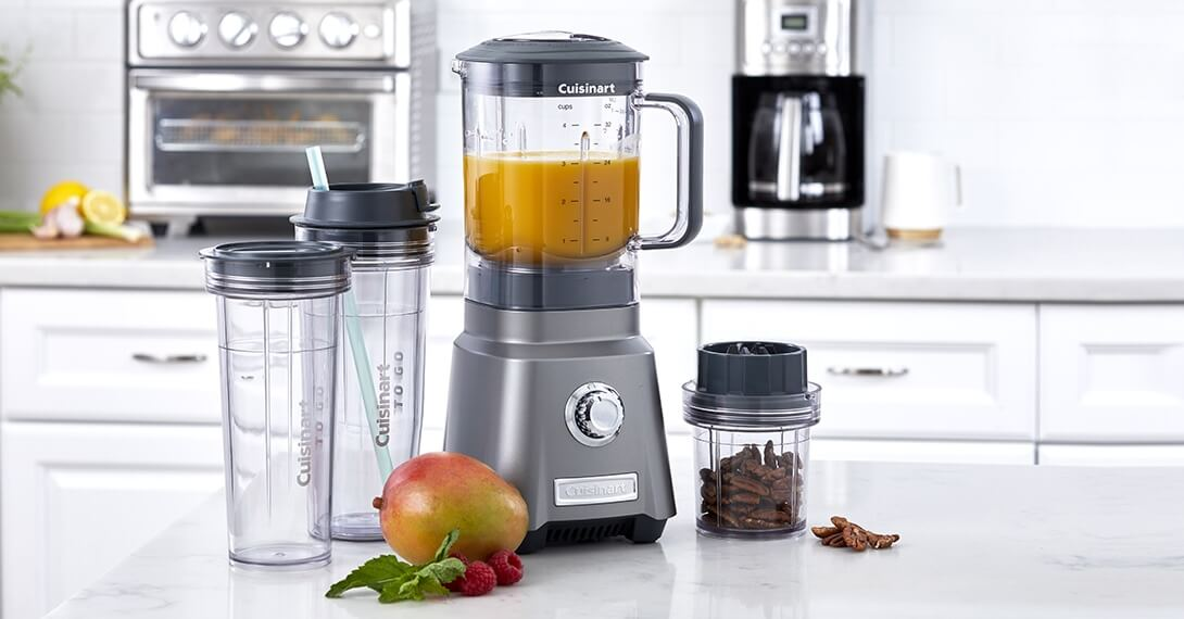Hurricane™ COMPACT Juicing Blender