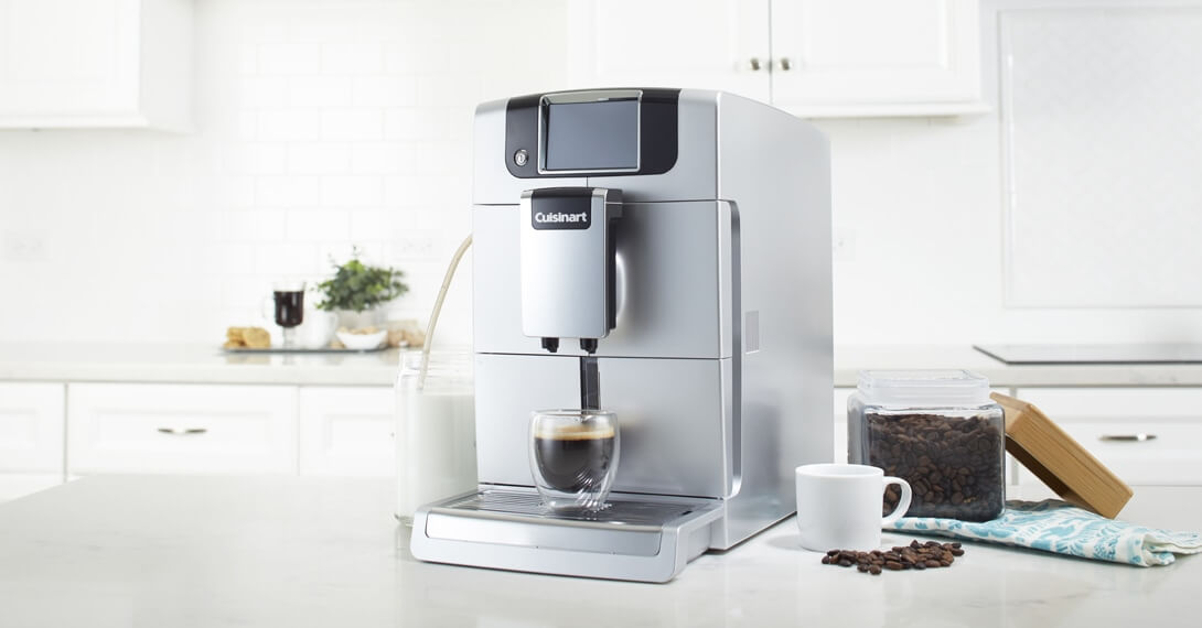 Espresso Defined™ Fully Automatic Espresso Machine