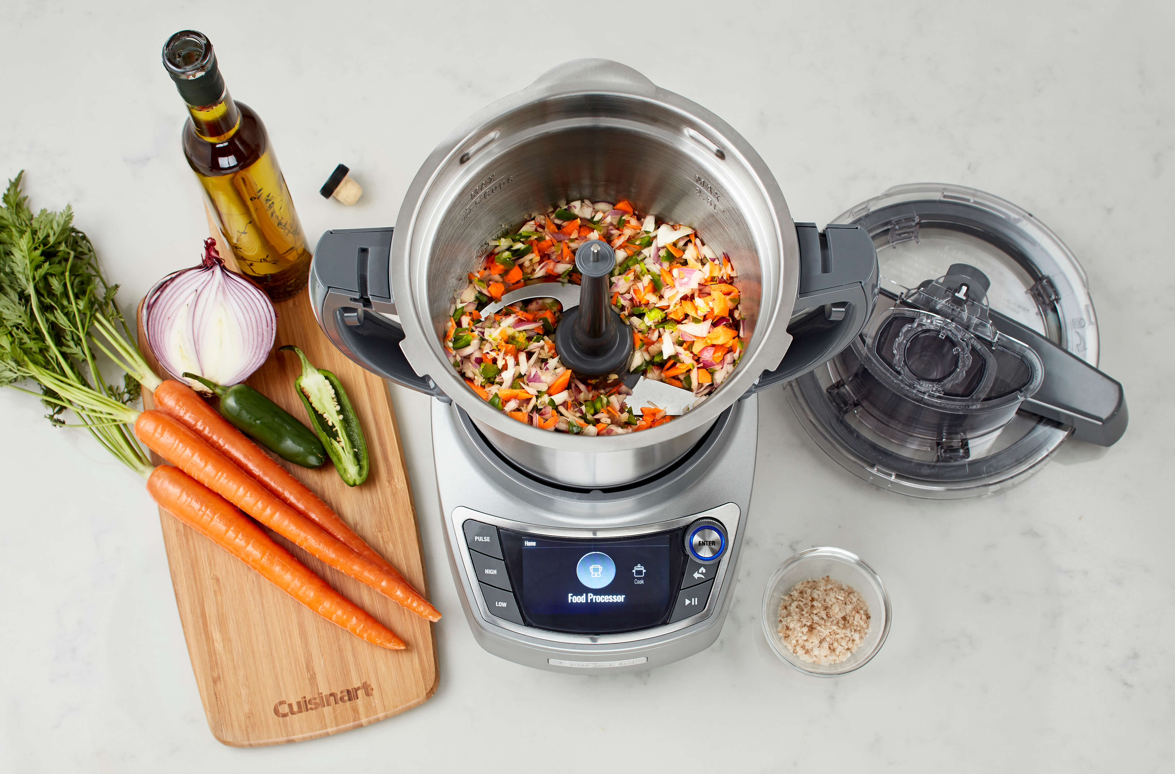 Complete Chef™ Cooking Food Processor