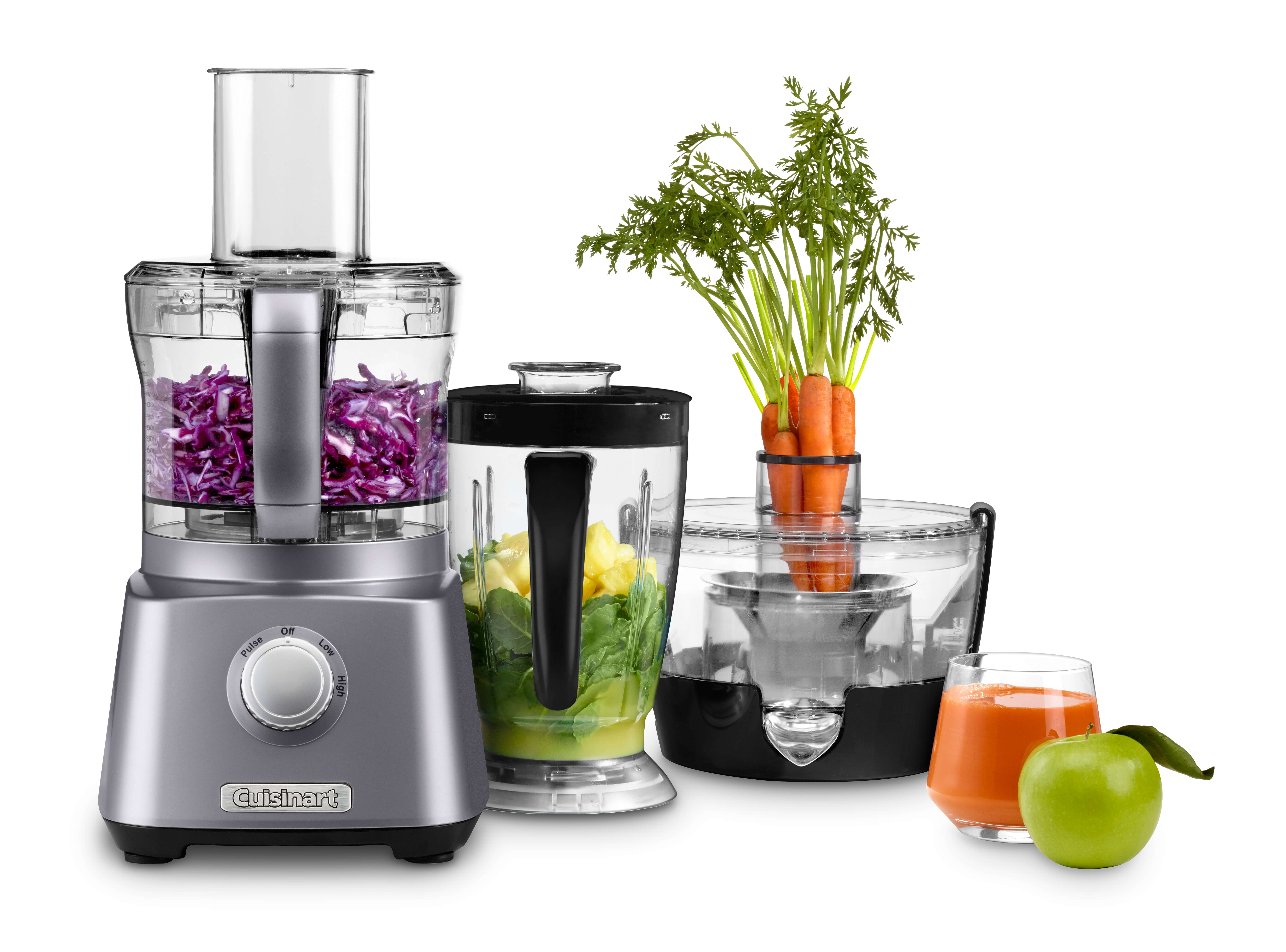 Kitchen Central™ 3-in-1 Food Processor