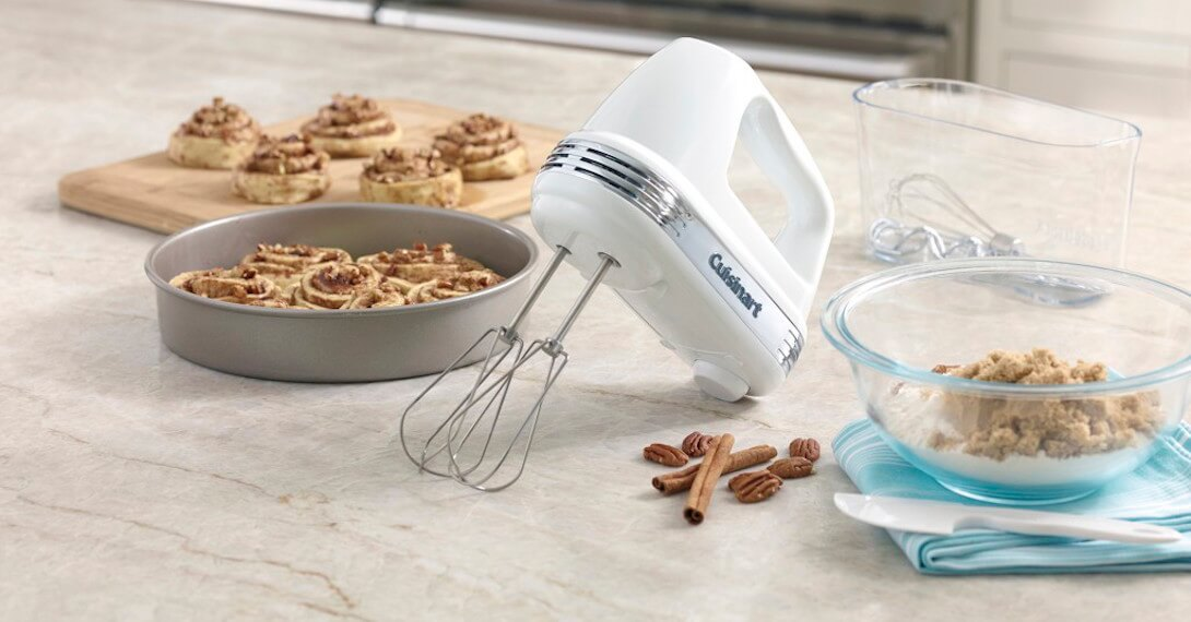 Power Advantage® PLUS 9 Speed Hand Mixer with Storage Case