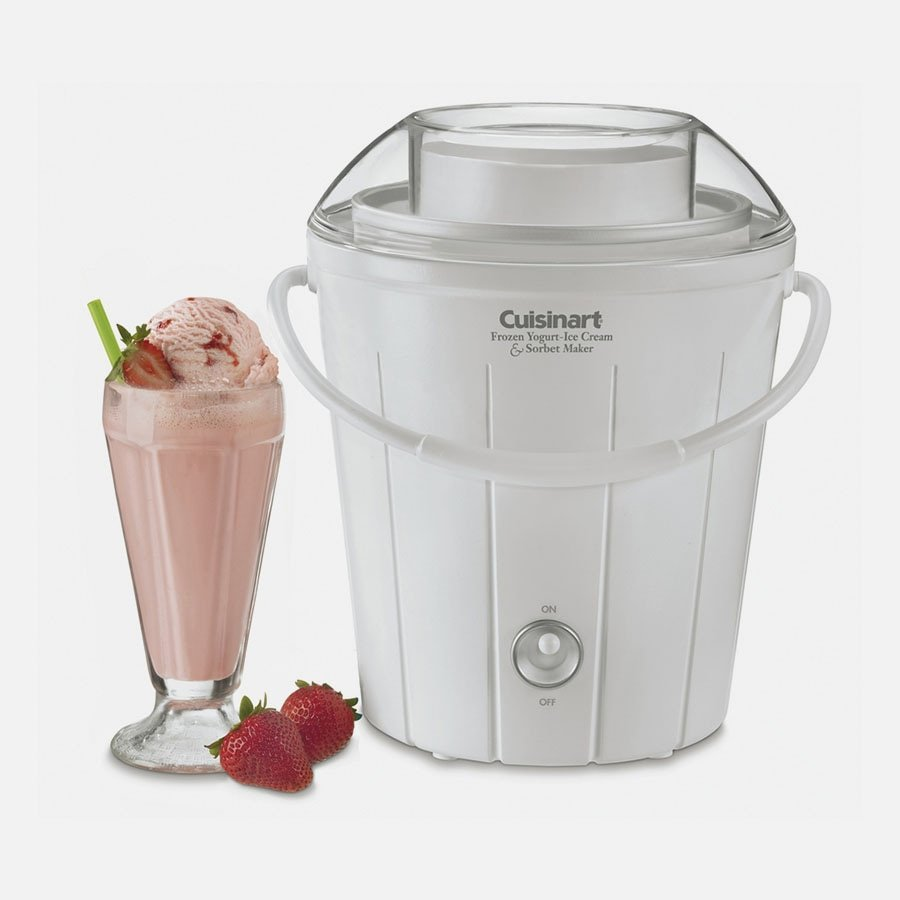Classic™ Frozen Yogurt-Ice Cream & Sorbet Maker