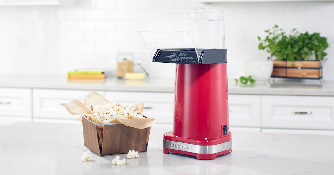 EasyPop™ Hot Air Popcorn Maker