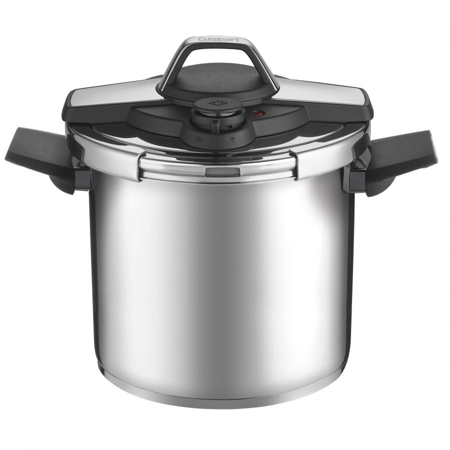 Professional Collection Stainless Steel Pressure Cookers 8 Quart Pressure Cooker
