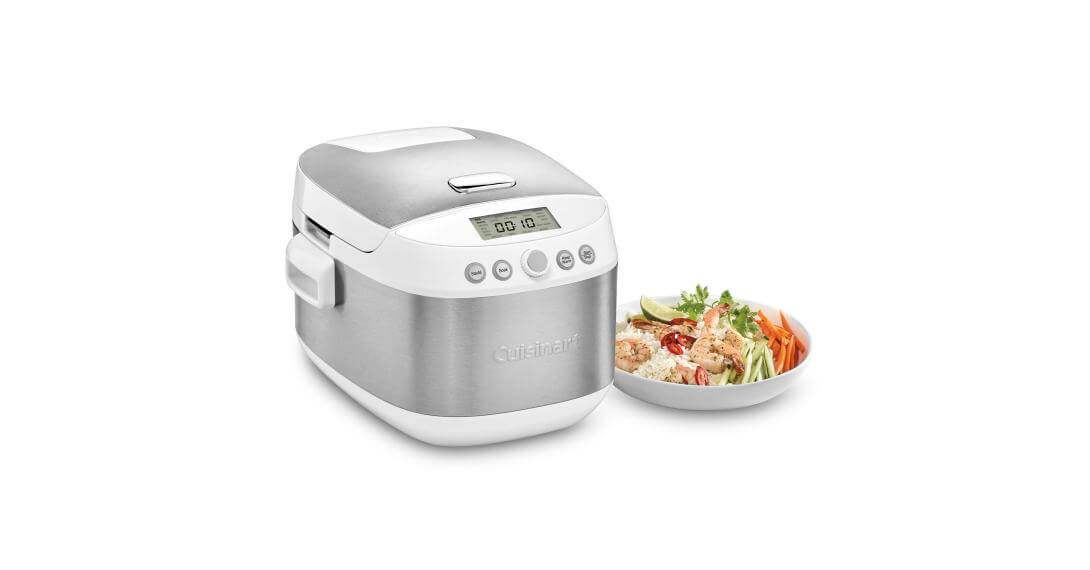 10-Cup Rice and Grain Multicooker
