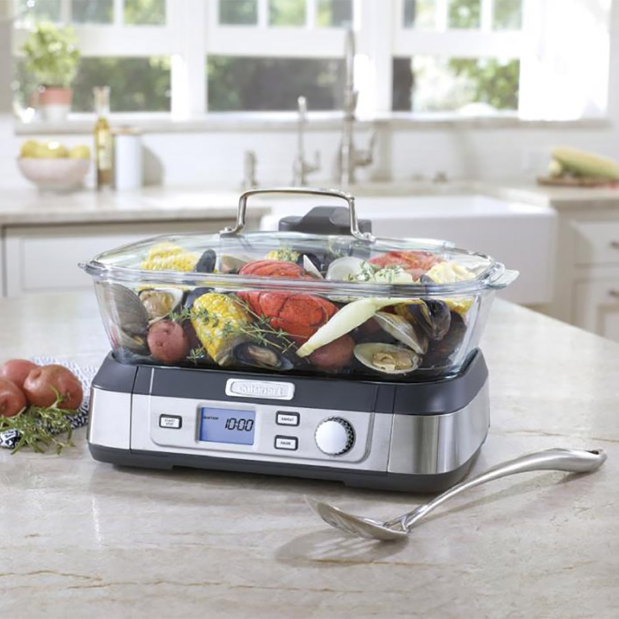 CookFresh™ Digital Glass Steamer