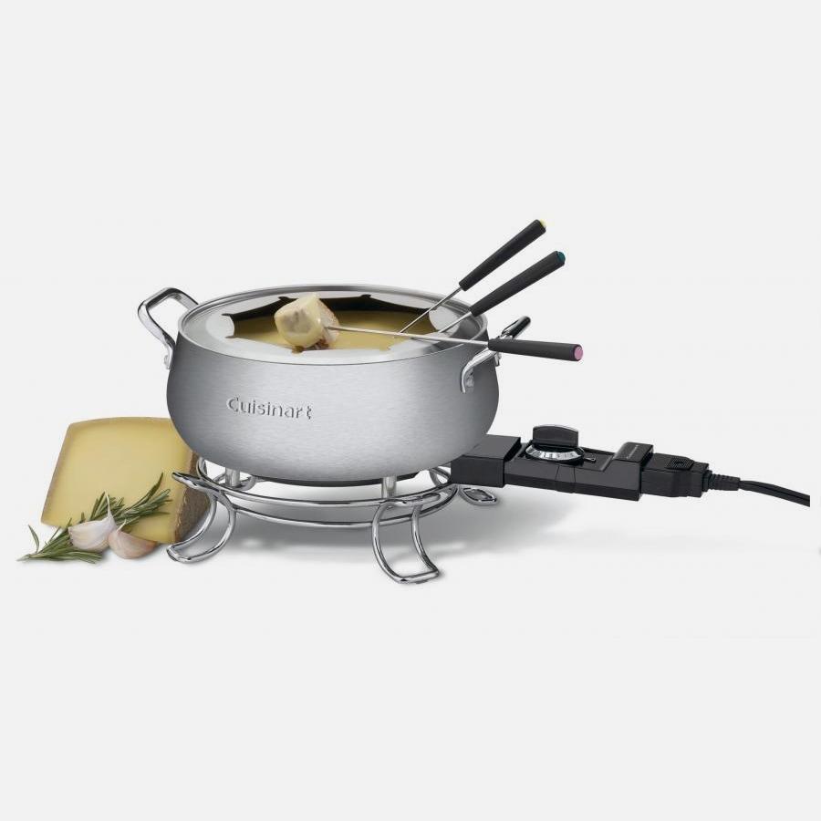 Cuisinart Cuisinart Electric Fondue Pot Specialty Countertop Appliances