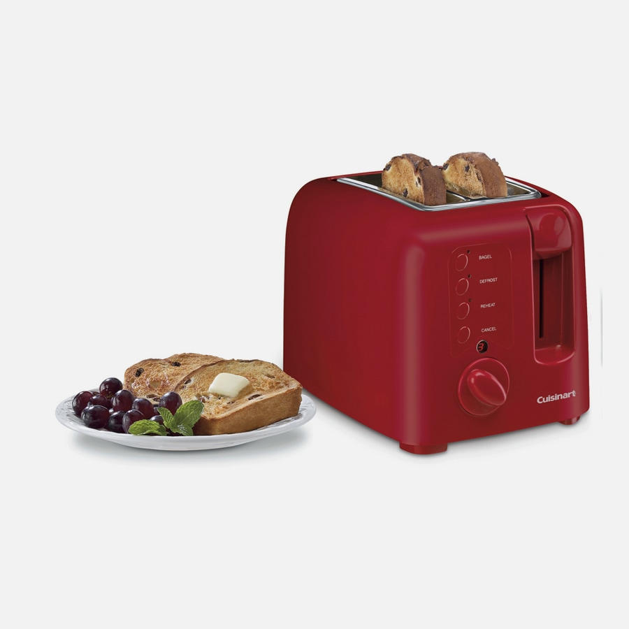 Compact 2 Slice Toaster
