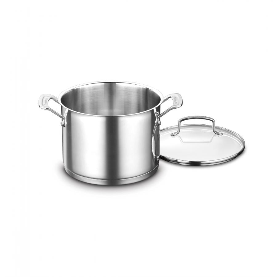 Professional Series™ Cookware 6 Quart Stockpot with Cover