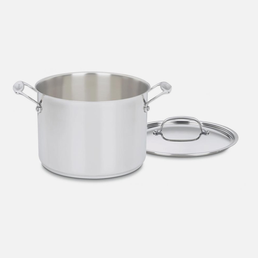 Chef's Classic™ 8 Quart Stockpot with Cover