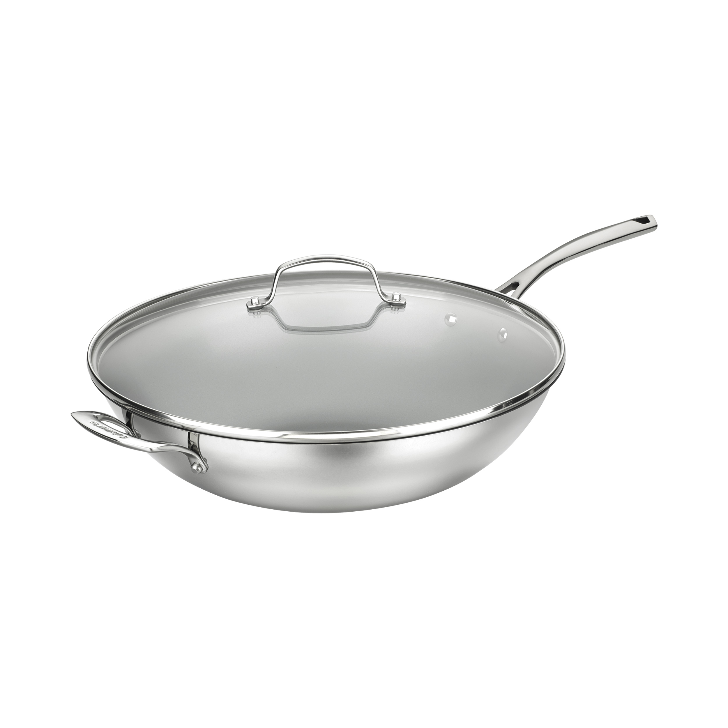 "14"" Non-Stick Stir Fry with Cover"