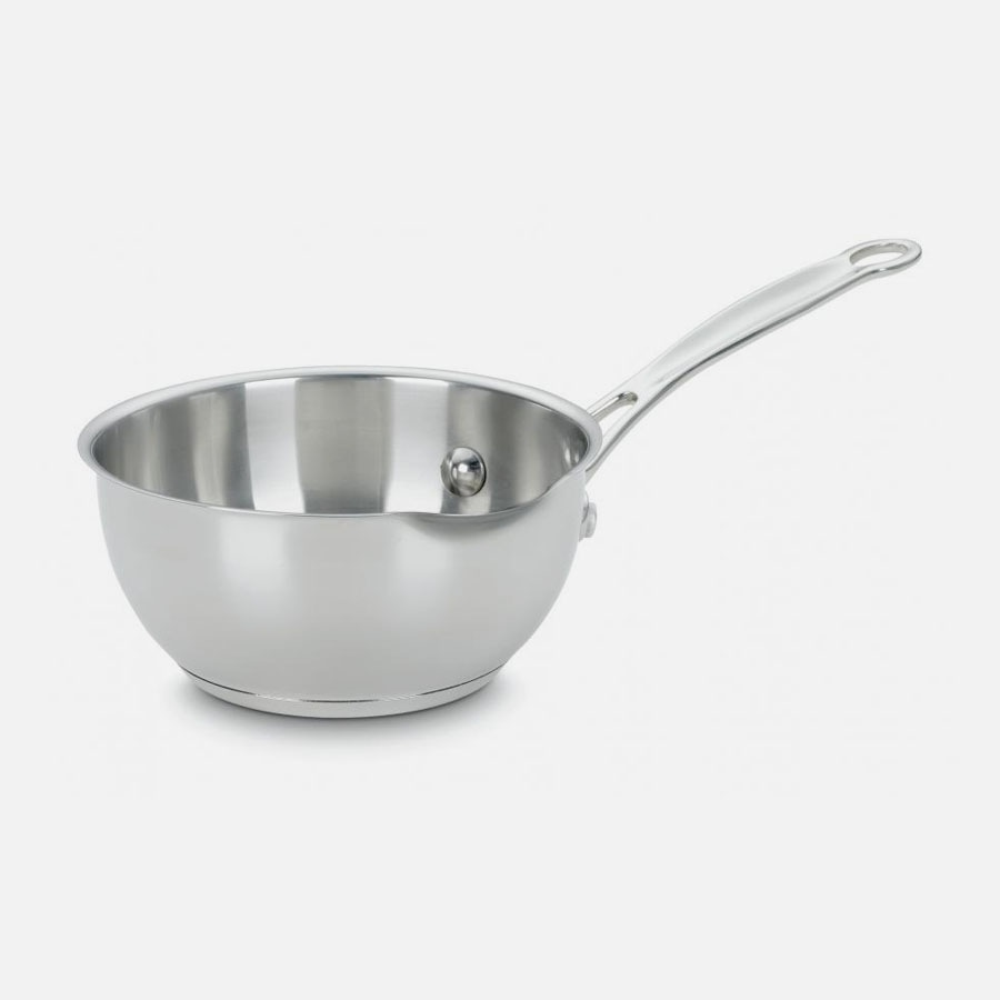 Chef's Classic™ Stainless 1 Quart Pour Saucepan