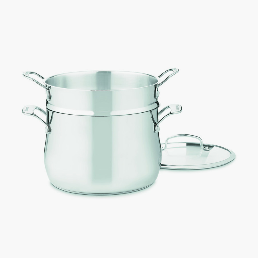 6 Quart Pasta Pot with Pasta Insert & Cover