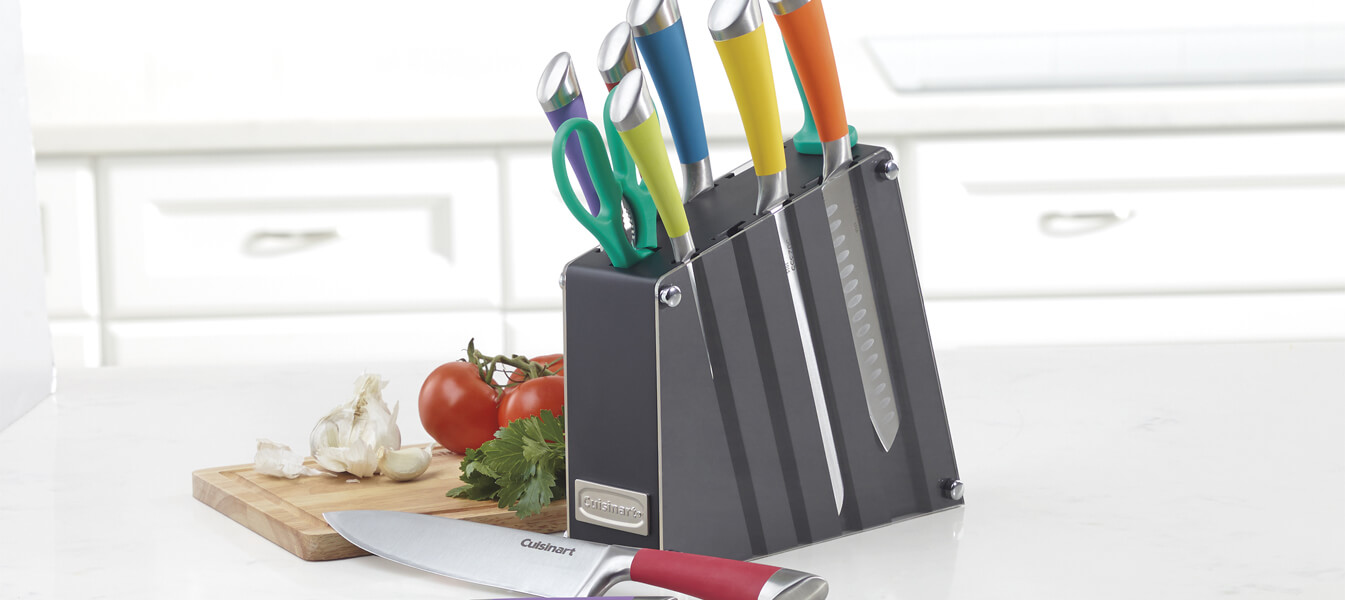 Cutlery Knife Block Sets