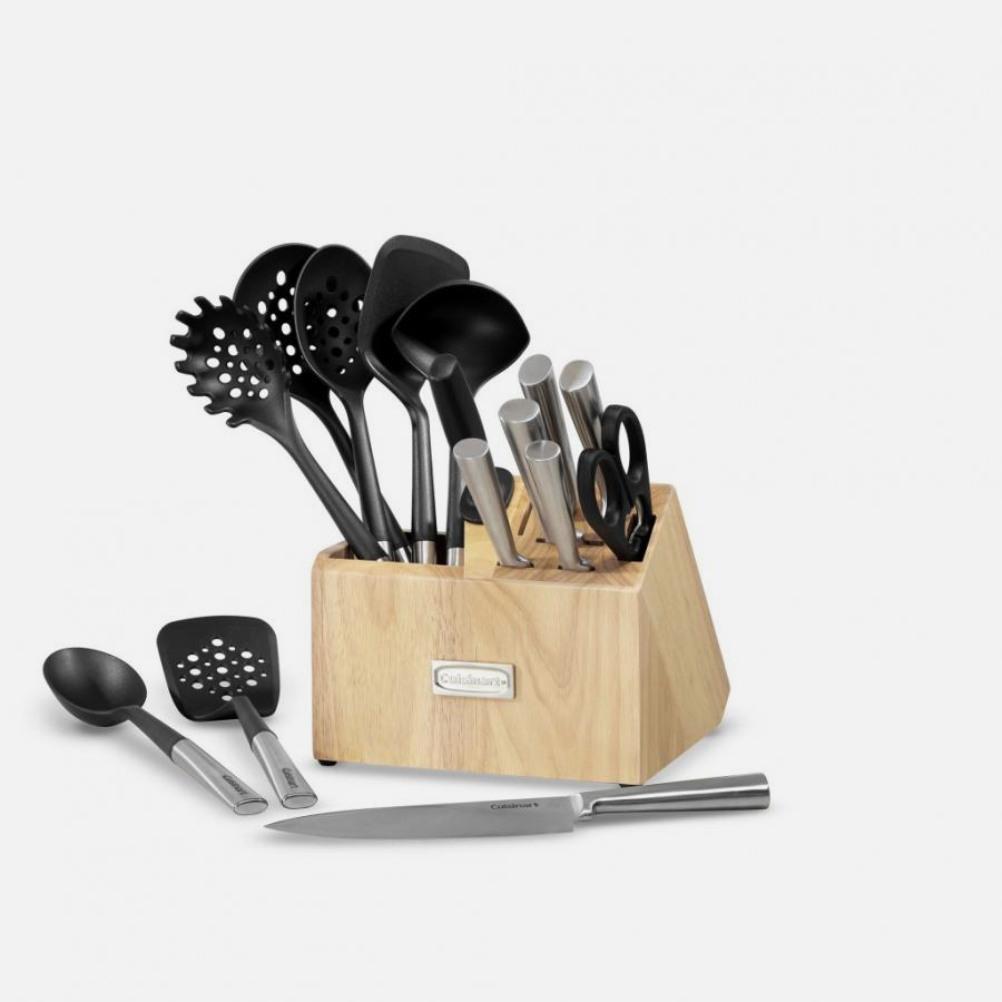 Cutlery & Tool 16 Piece Block Set