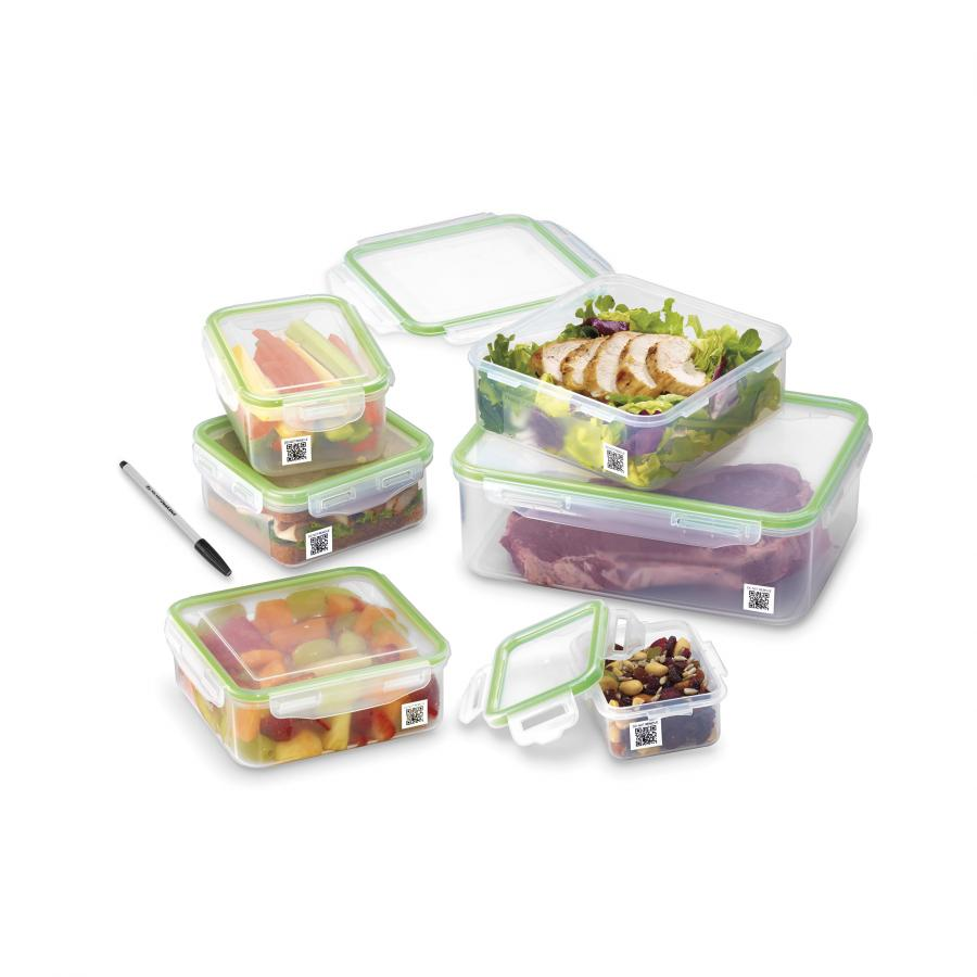 Discontinued 12 Piece Container Set (CFS-QR-S12)