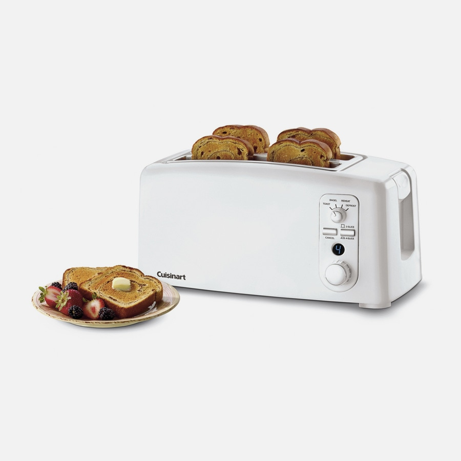 Discontinued 4 Slice Tandem Toaster (TAN-4)
