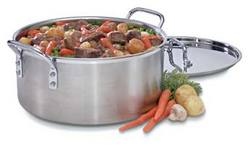 6 Quart Stockpot with Cover