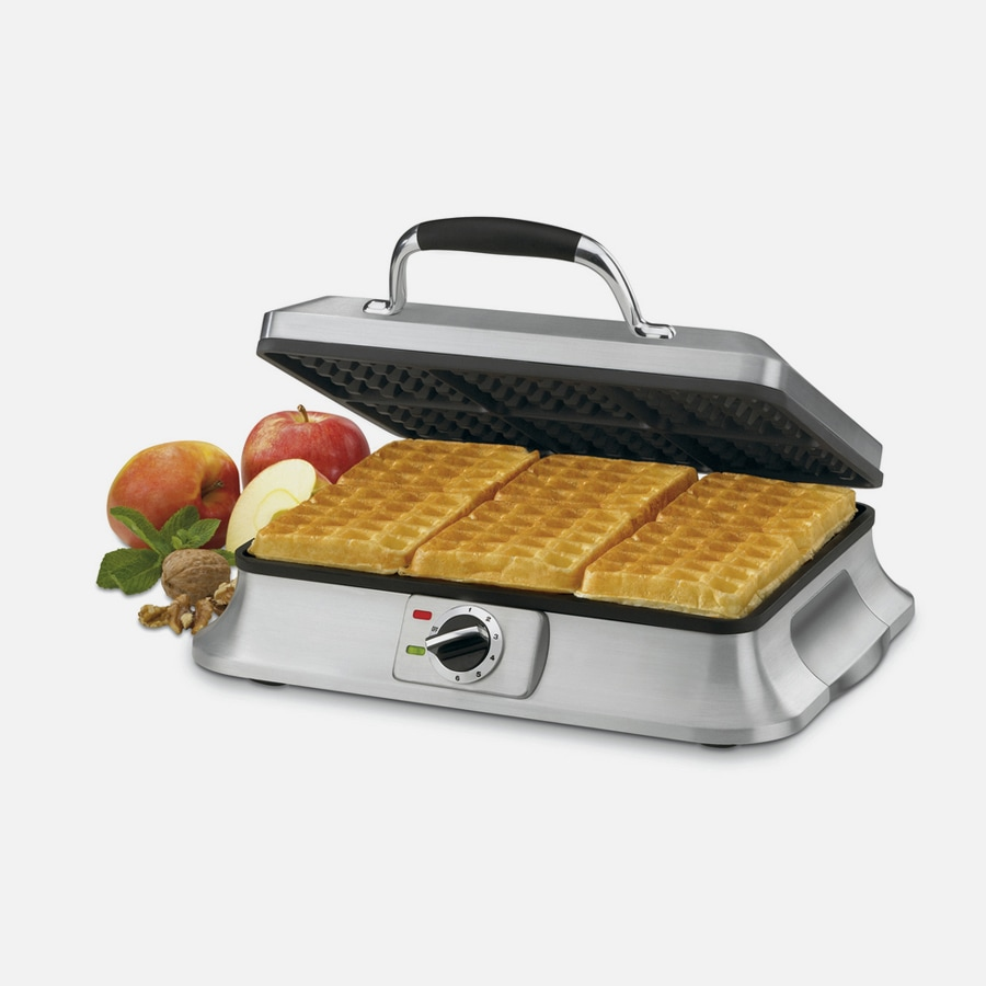 Discontinued 6 Slice Traditional Waffle Maker (WAF-6)