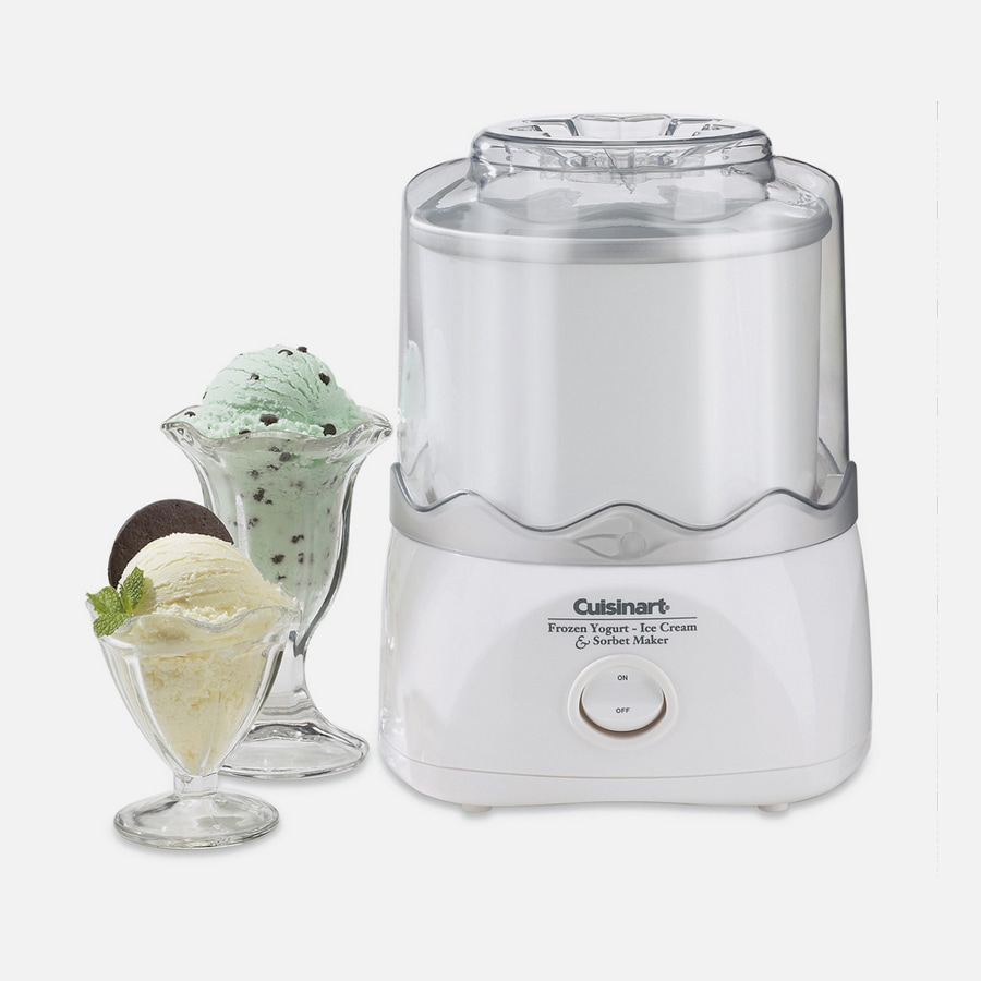 Discontinued Automatic Frozen Yogurt-Ice Cream & Sorbet Maker (ICE-20)