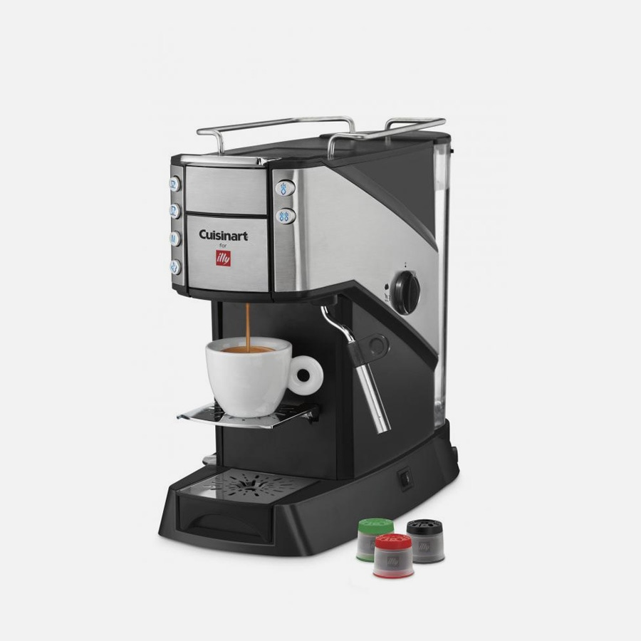 Buona Tazza™ Single Serve Espresso, Latte, Cappuccino Machine
