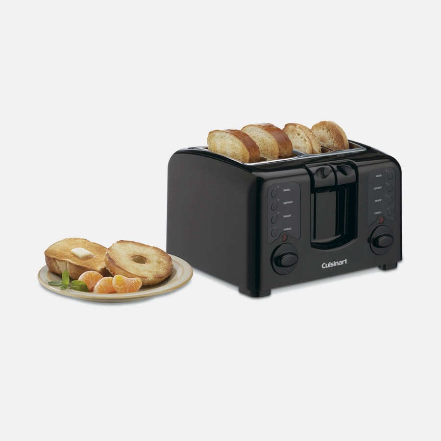 Discontinued Compact 4 Slice Toaster (CPT-140)