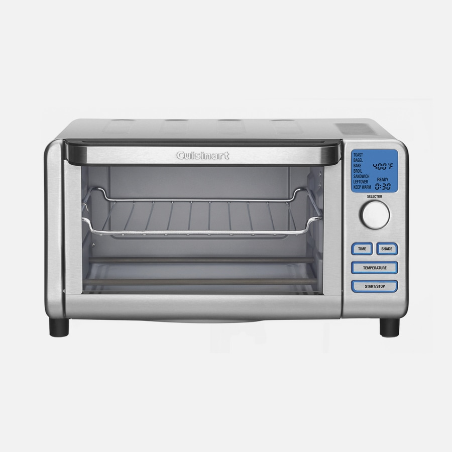 Discontinued Compact Digital Toaster Oven Broiler (TOB-100)