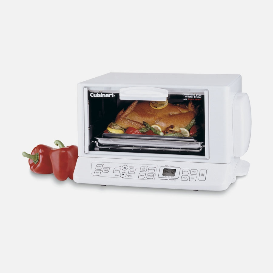 Discontinued Convection Toaster Oven Broiler with Exact Heat™ Sensor (TOB-165)