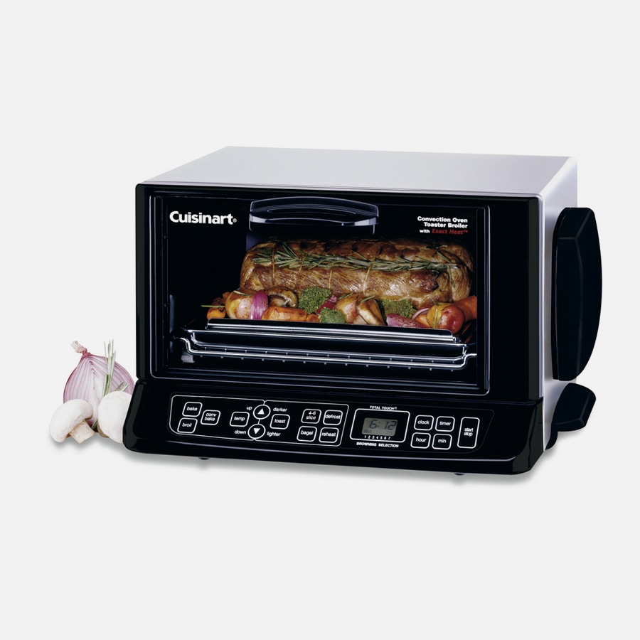 Discontinued Convection Toaster Oven Broiler with Exact Heat™ Sensor (TOB-175BC)