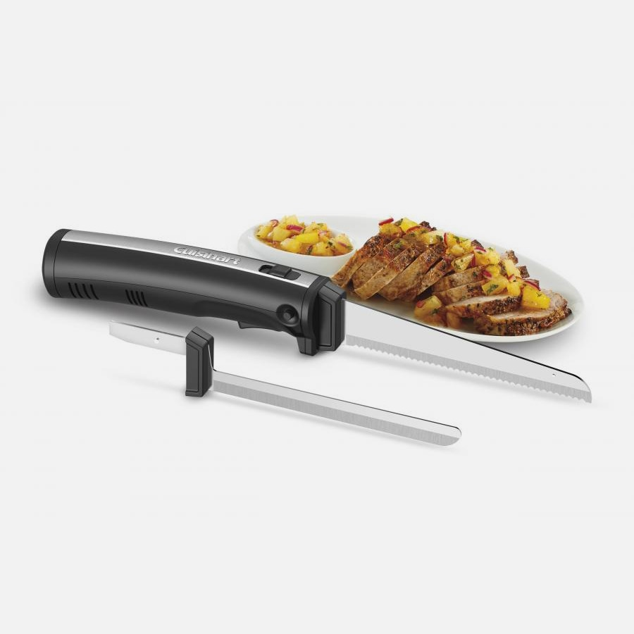 Cordless Electric Knife Set