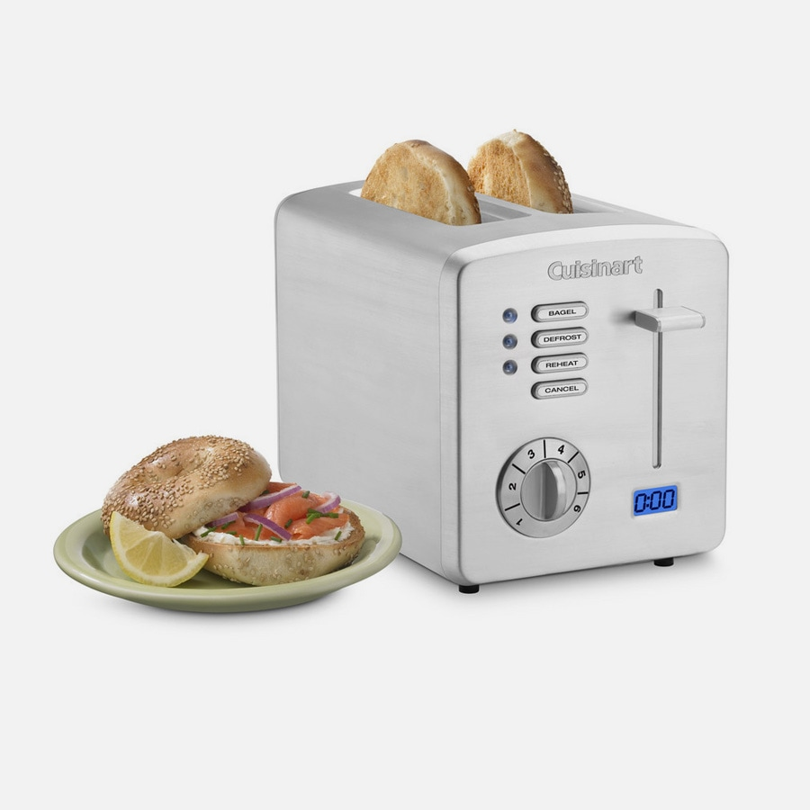 Discontinued Countdown Metal 2-Slice Toaster (CPT-170)