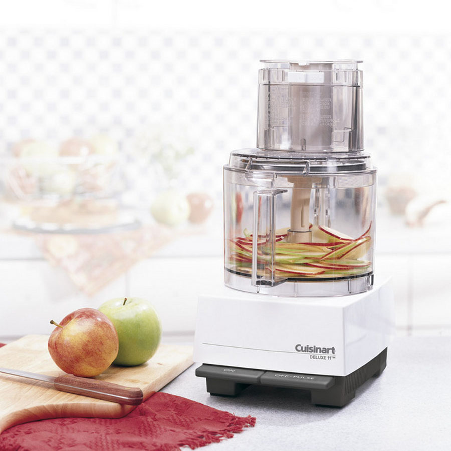 Discontinued Deluxe 11™ 11 Cup Food Processor (DFP-11)