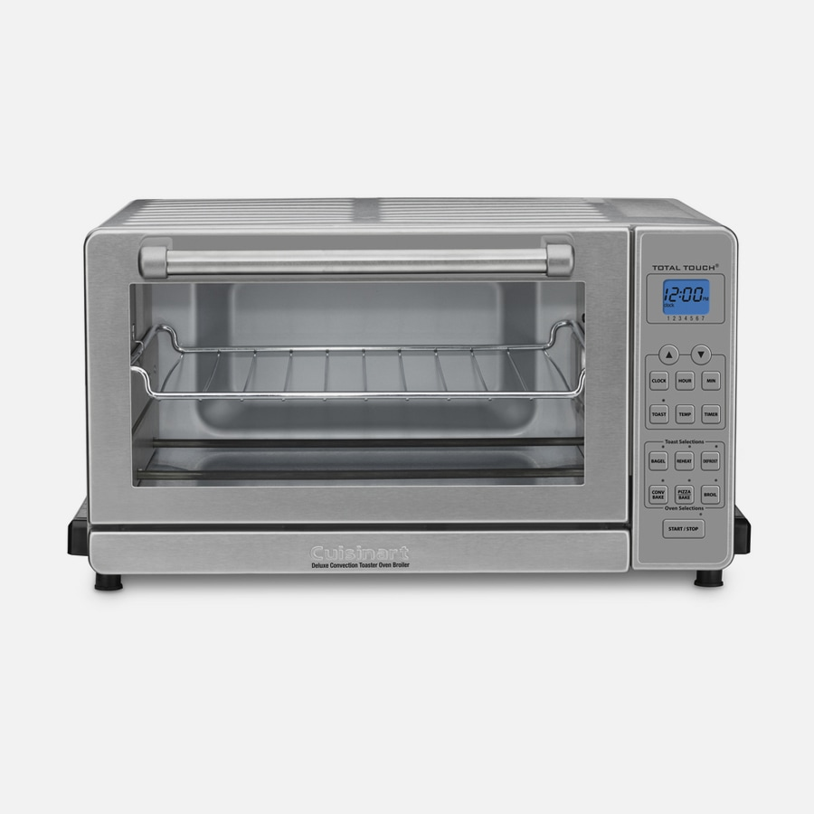 Discontinued Deluxe Convection Toaster Oven Broiler (TOB-130)