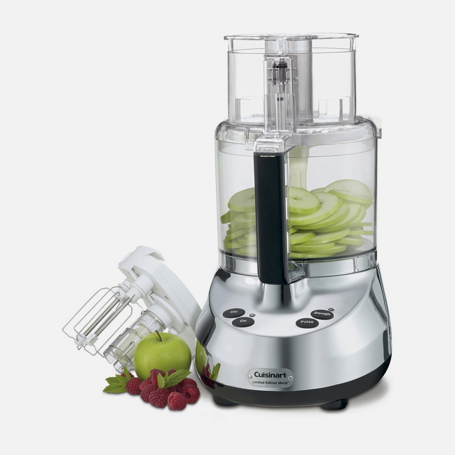 Discontinued Limited Edition Metal™ 14 Cup Food Processor (MP-14)