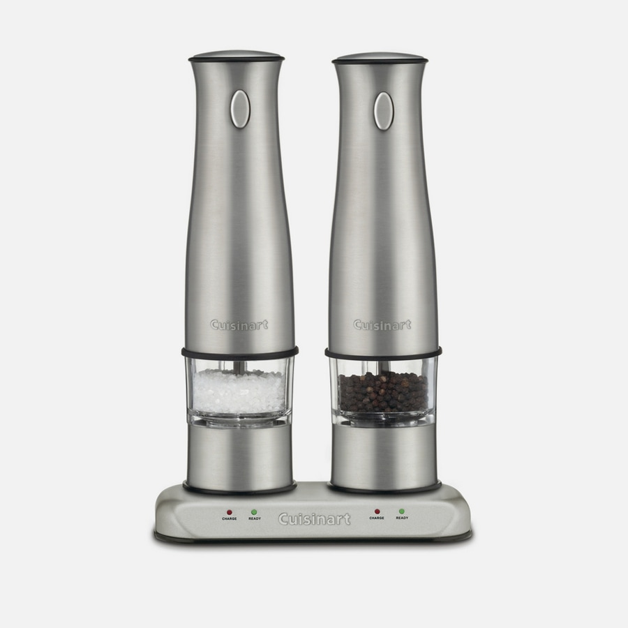 Rechargeable Salt & Pepper Mills