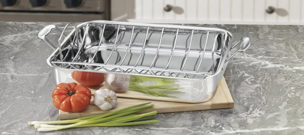 Roasting Pans with Rack