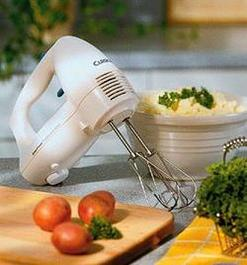 SmartPower™ 3 Speed Electronic Hand Mixer