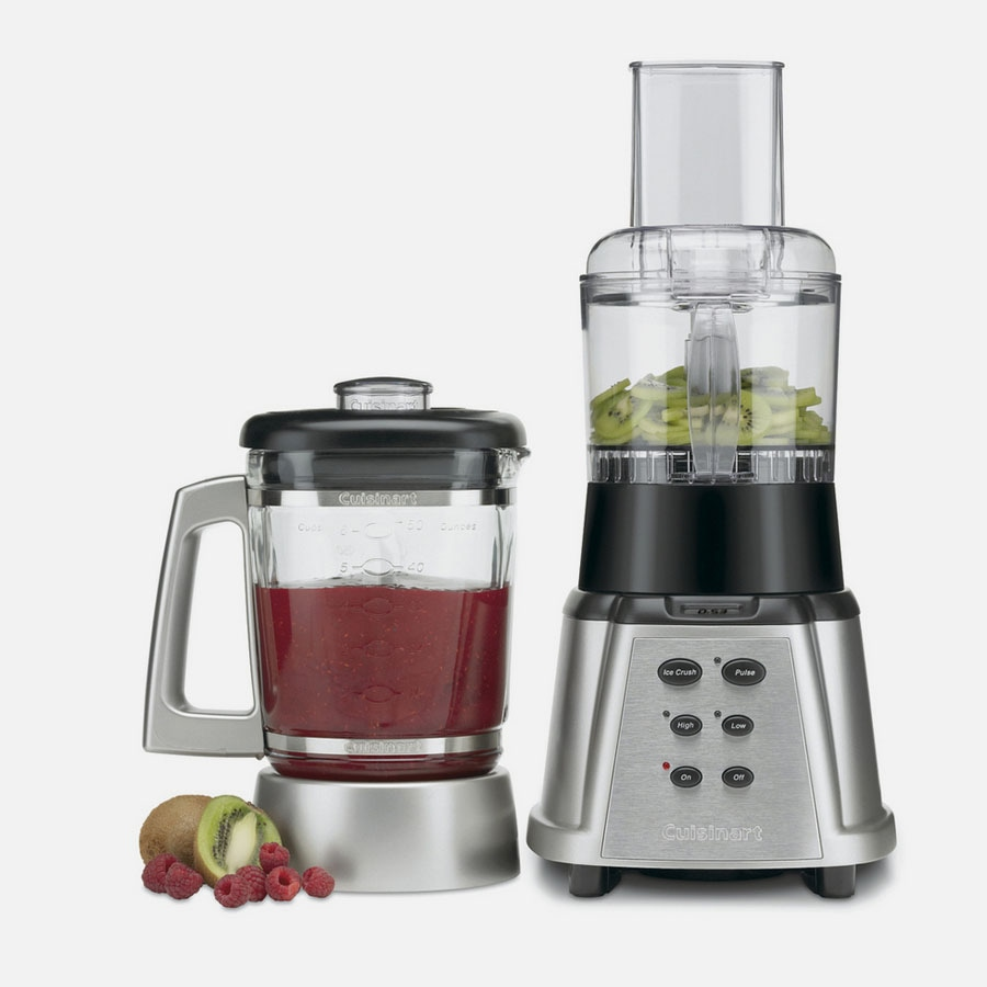 SmartPower Premier Duet™ Blender/Food Processor