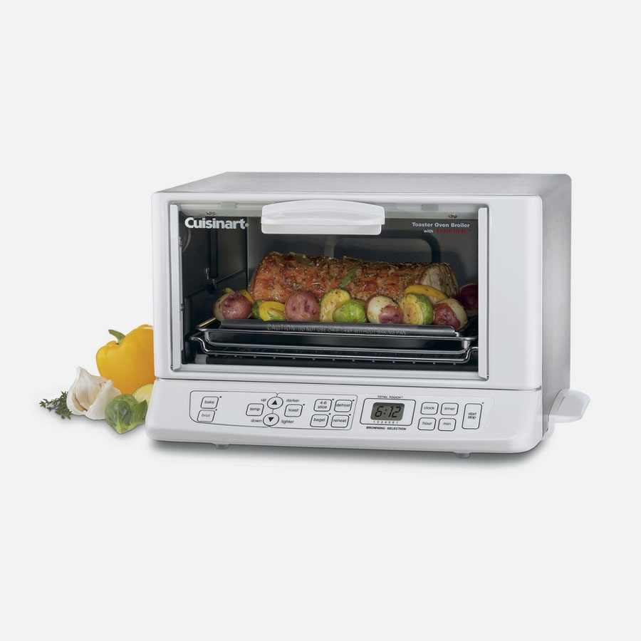 Discontinued Toaster Oven Broiler with Exact Heat™ Sensor (TOB-160BCW)