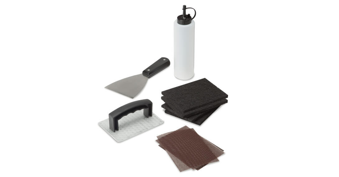 10 Piece Griddle Cleaning Kit