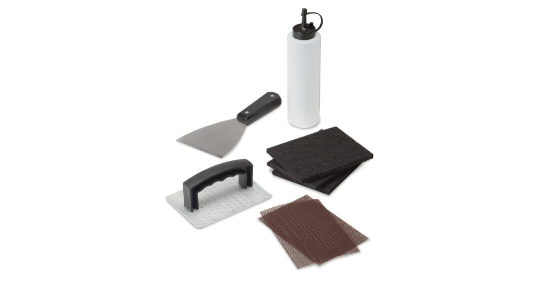 8 Piece Griddle Cleaning Kit