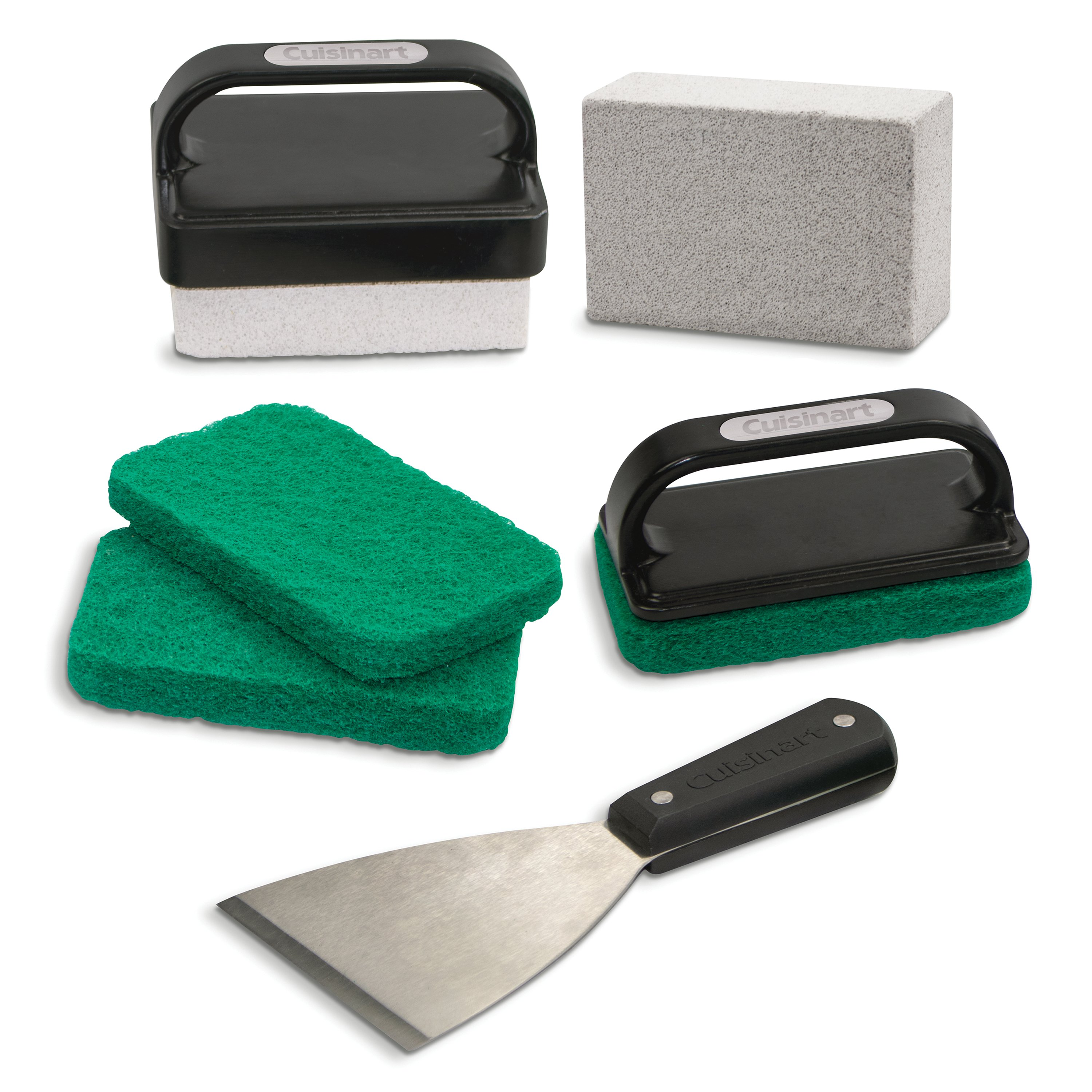 8 Piece Ultimate Griddle Cleaning Kit