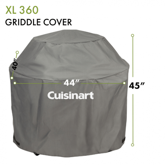 XL 360 Griddle Cover