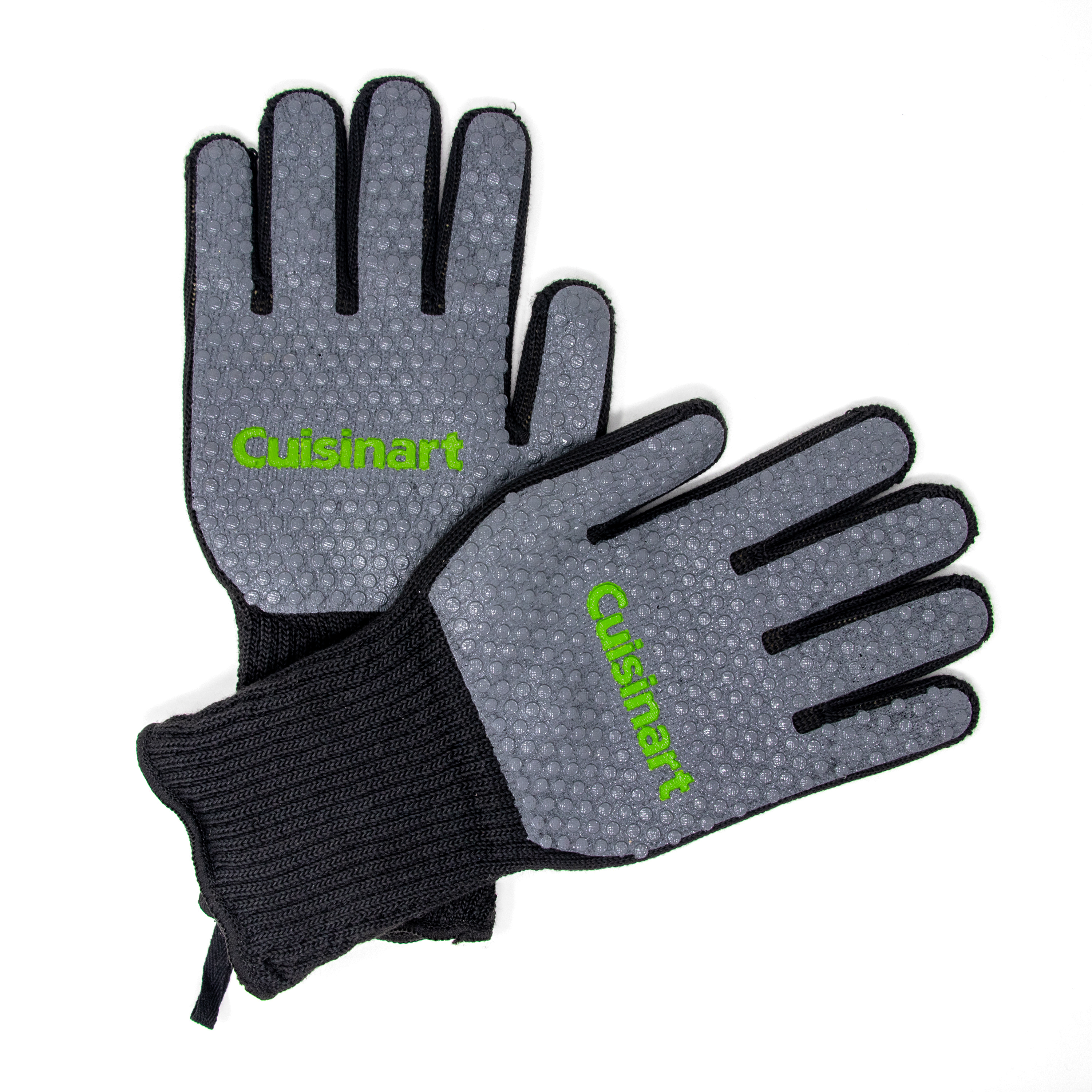 Full Coverage Heat Resistant Grill Gloves