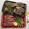 Grilling Prep and Serve Trays