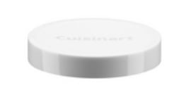 Chopping Cup Lid White
