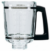 CBT-500BW Blender Jar with Black Handle