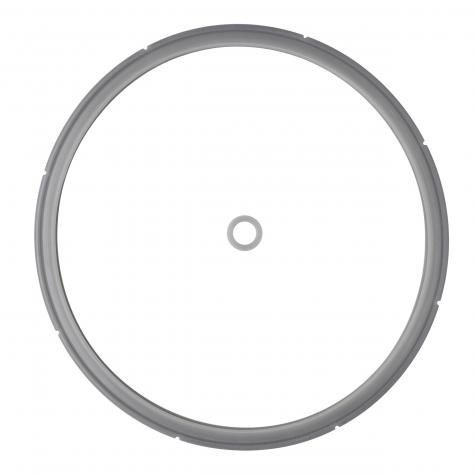 Silicone Gasket Replacement Set (2 Pack)
