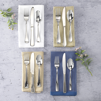 Dinnerware & Flatware
