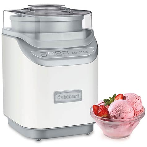 Ice Cream / Yogurt Makers